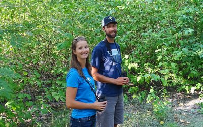 Join The Canucks for a special Birdathon October 3-4!