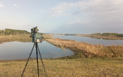 Using Modern Tools to Expand the Marsh Monitoring Program